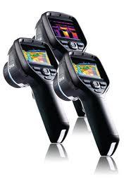 FLIR Exx (E40, E50, E60) infra hőkamerák