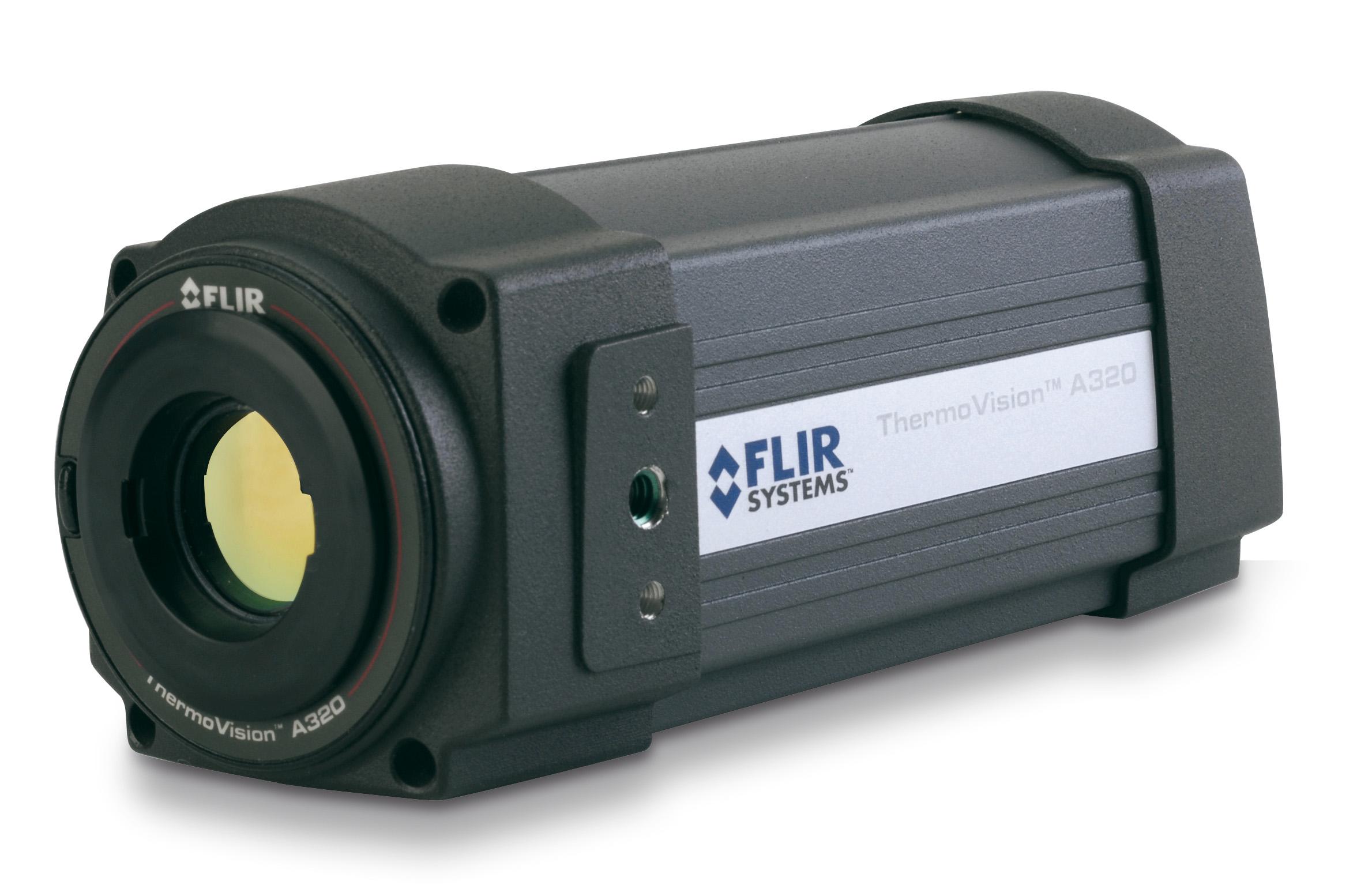 FLIR A300/A310 infra hőkamerák