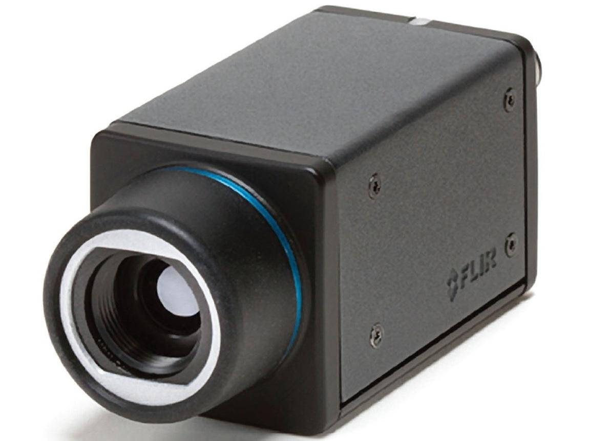 FLIR A35sc labor- és K+F hőkamera