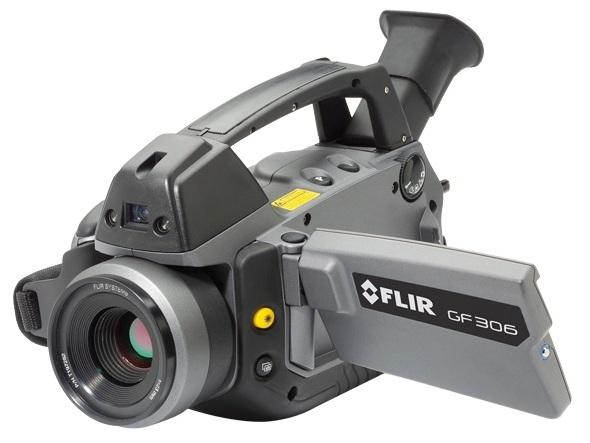 FLIR GF304 infrakamera