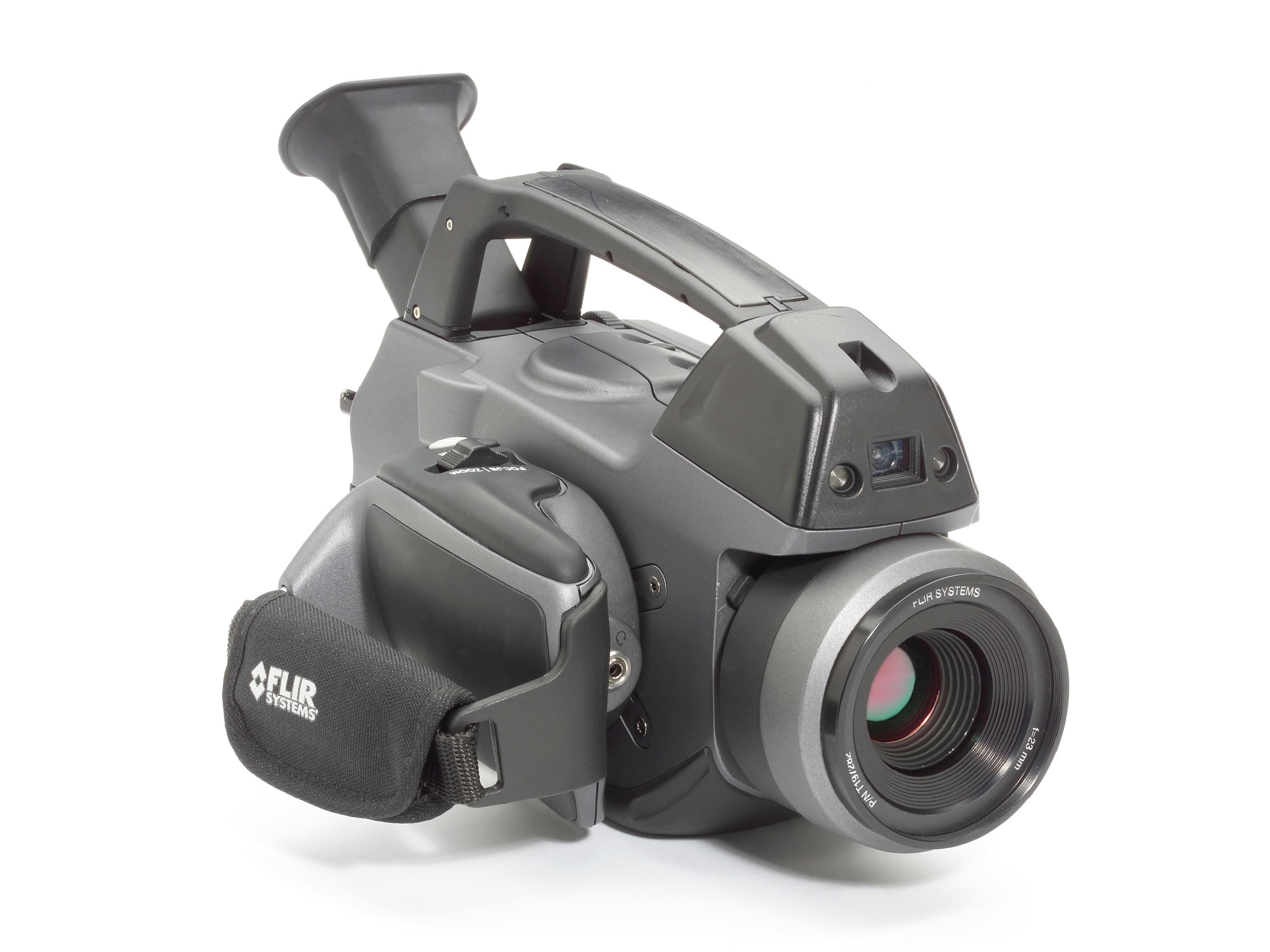 FLIR GF320 infrakamera