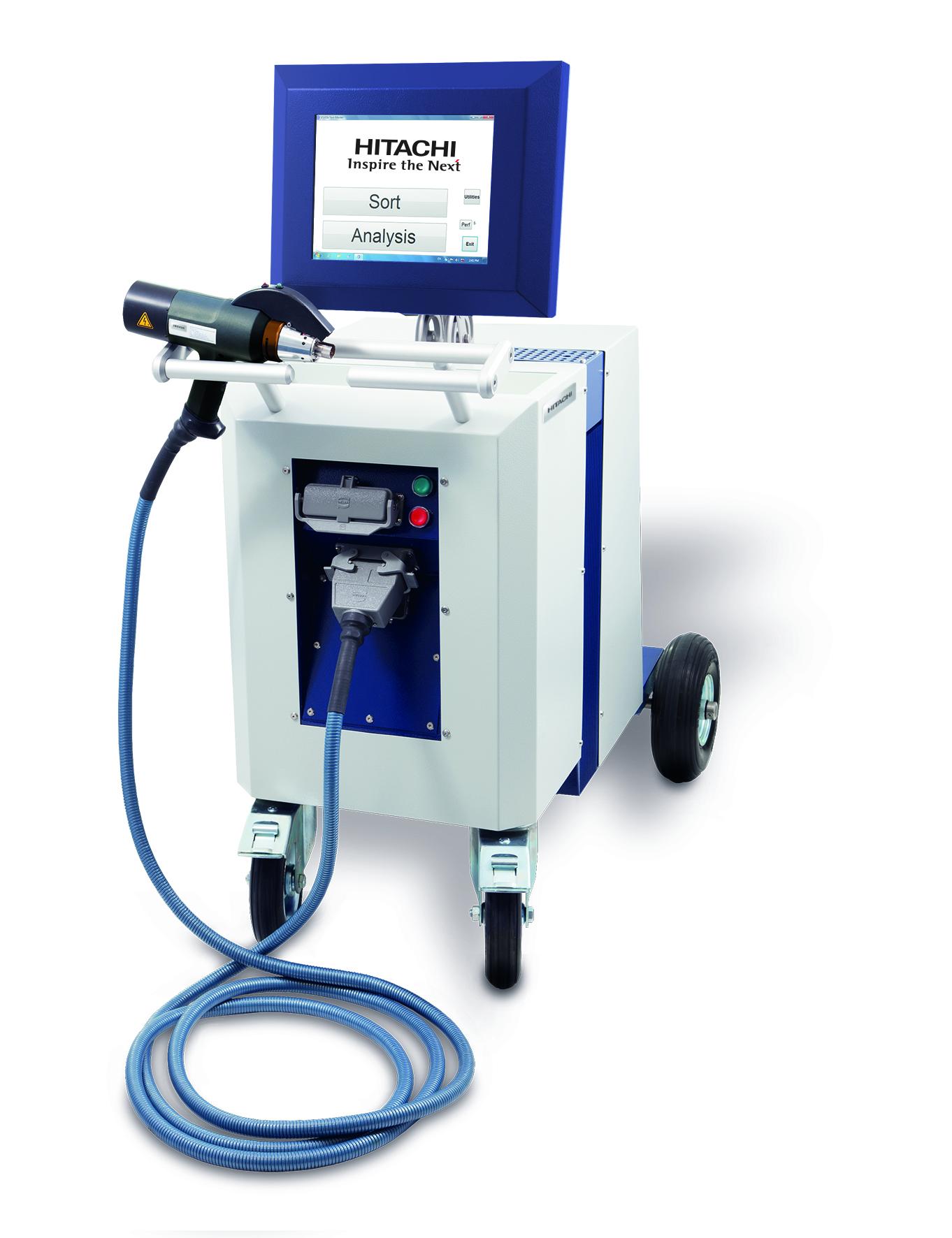 TEST-MASTER Pro spektrométer