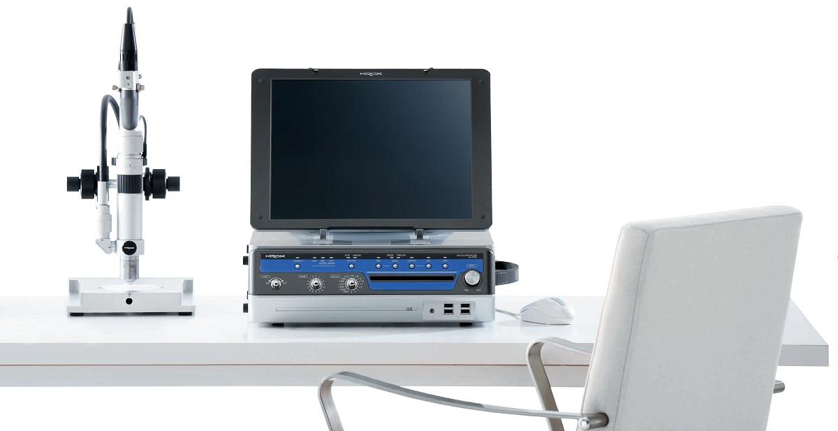 KH-7000 3D digitális mikroszkóp