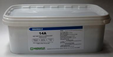 14A fluoreszkáló koncentrátum, vízbe és olajba keverhető