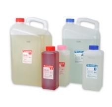 FUJI vegyszerek ipari röntgenfilmek előhívásához