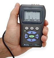 Danatronics EHC 09 DLW adattárolós, élő A kép, UH falvastagságmérő