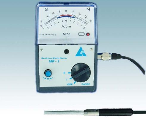 MP1 maradó mágnesezettség mérő
