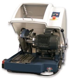AbrasiMet 250 petrográfiai kézi darabológép