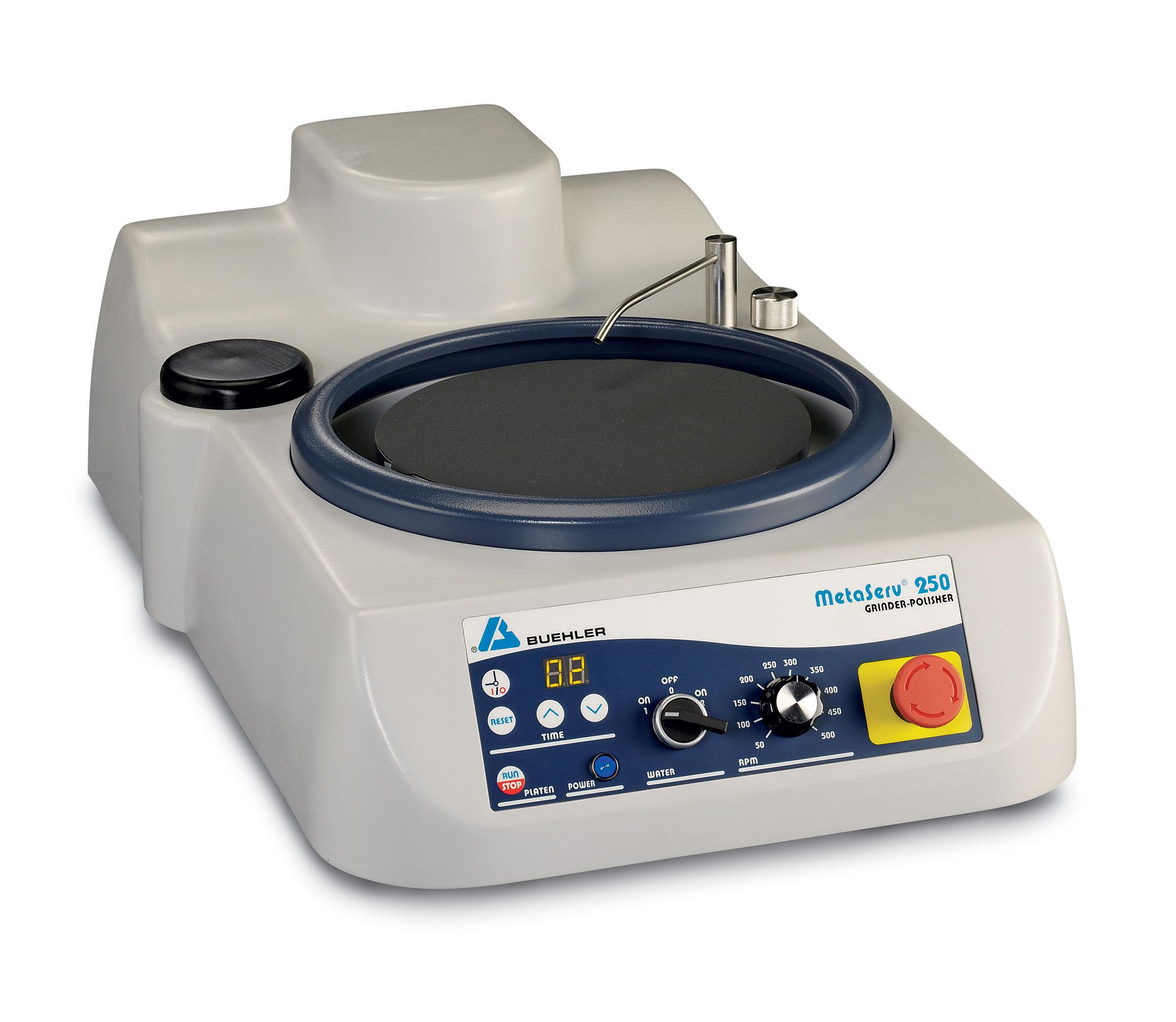 MetaServ 250 Single kézi csiszoló-polírozó gép