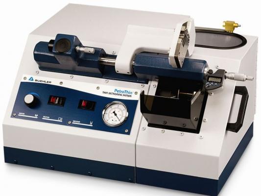 PetroThin petrográfiai precíziós vágó-csiszológép – KORLÁTOZOTTAN ELÉRHETŐ