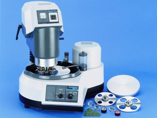 Vector LC 250 mechanikus, rugós félautomata csiszoló- és polírozófej