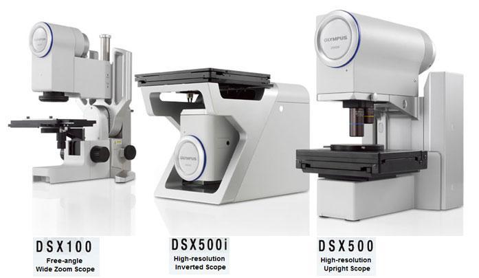Olympus opto-digitális mikroszkópok a Grimastól!