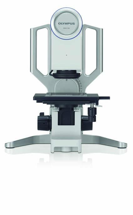 Olympus DSX100 opto-digitális mikroszkóp