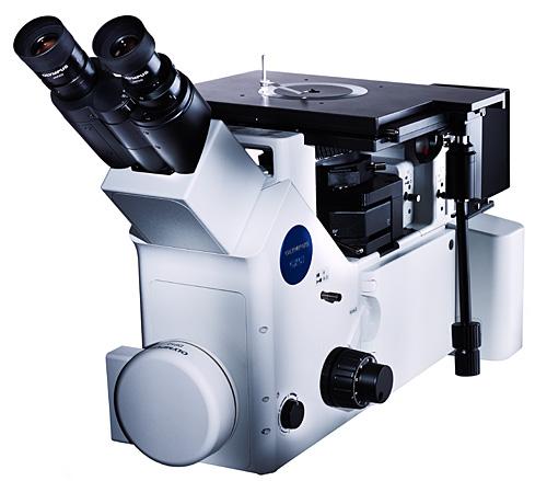 Olympus GX-51 inverz fémmikroszkóp