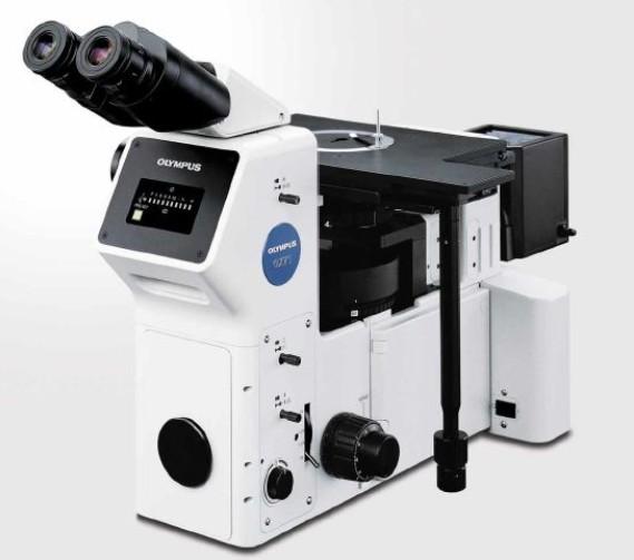 Olympus GX-71 inverz fémmikroszkóp