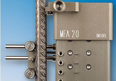 MFA-20 felcsiptethető nyúlásmérő
