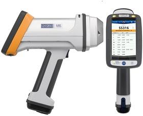 KIFUTOTT MODELL: X-Met 7000 kézi XRF spektrométer