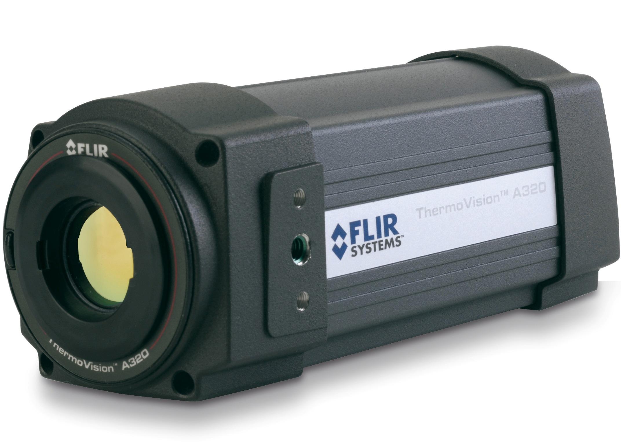 FLIR A320 Tempscreen hőkamera