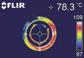 A Szerb Vasúttársaság FLIR hőkamerát használ …