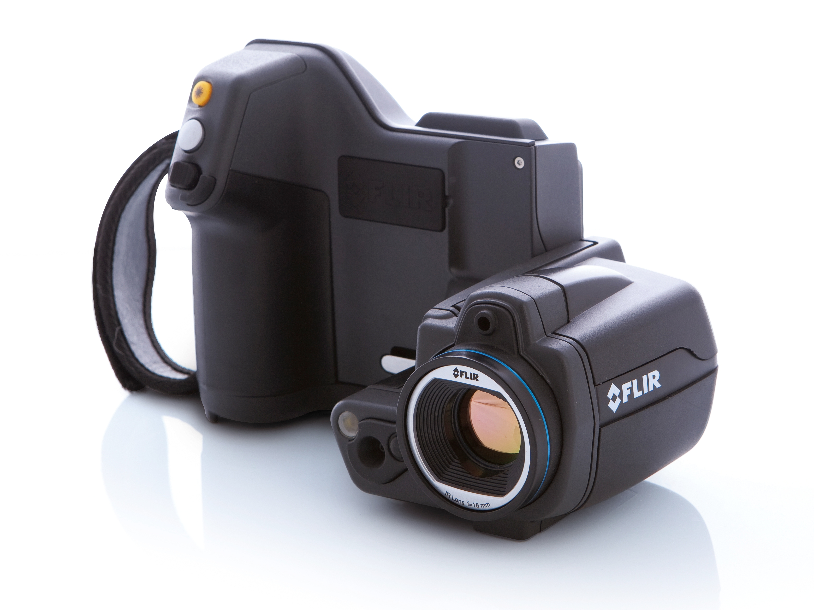 FLIR T420/T440 infra hőkamerák