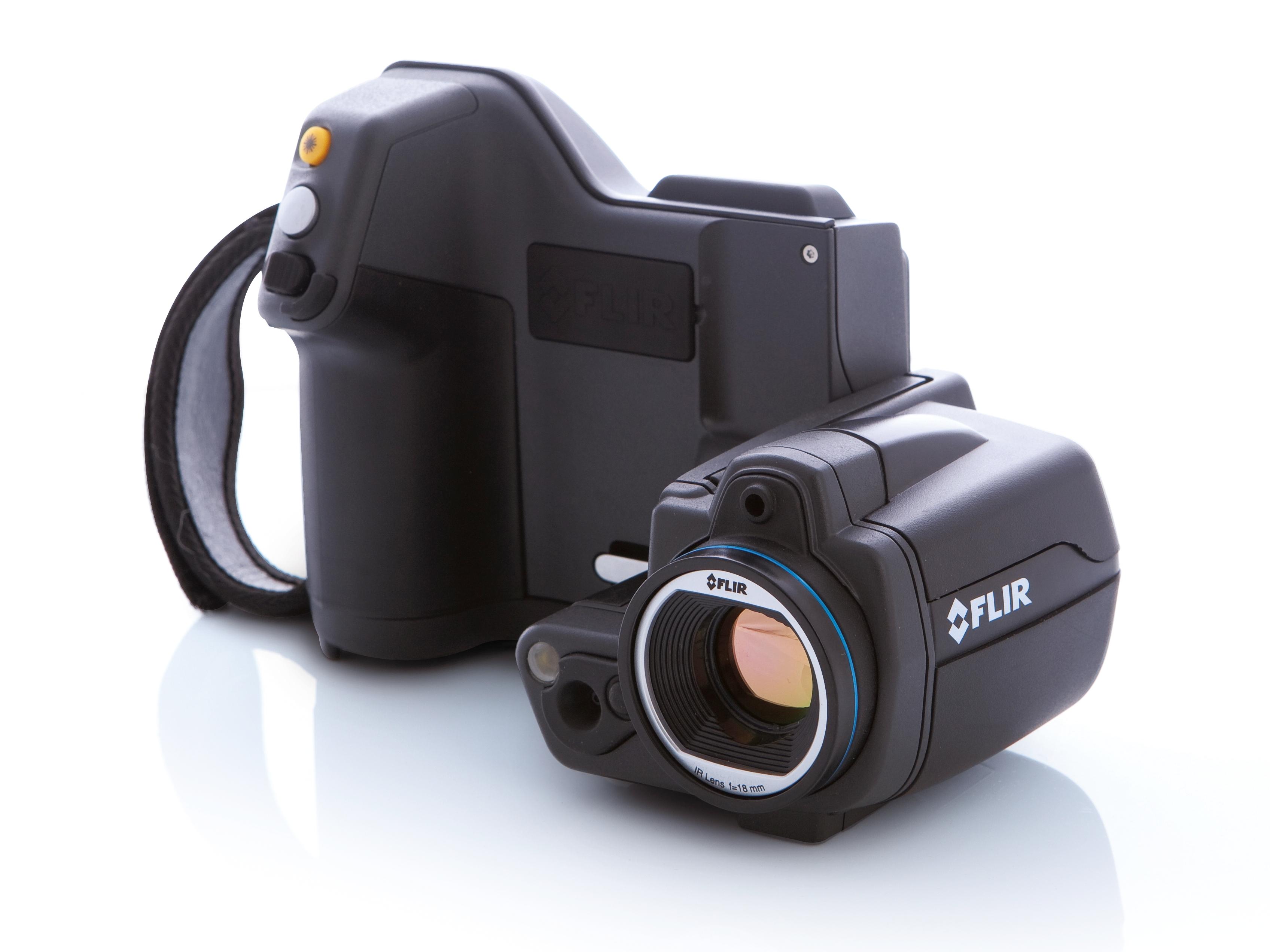 FLIR T420bx/T440bx hőkamerák