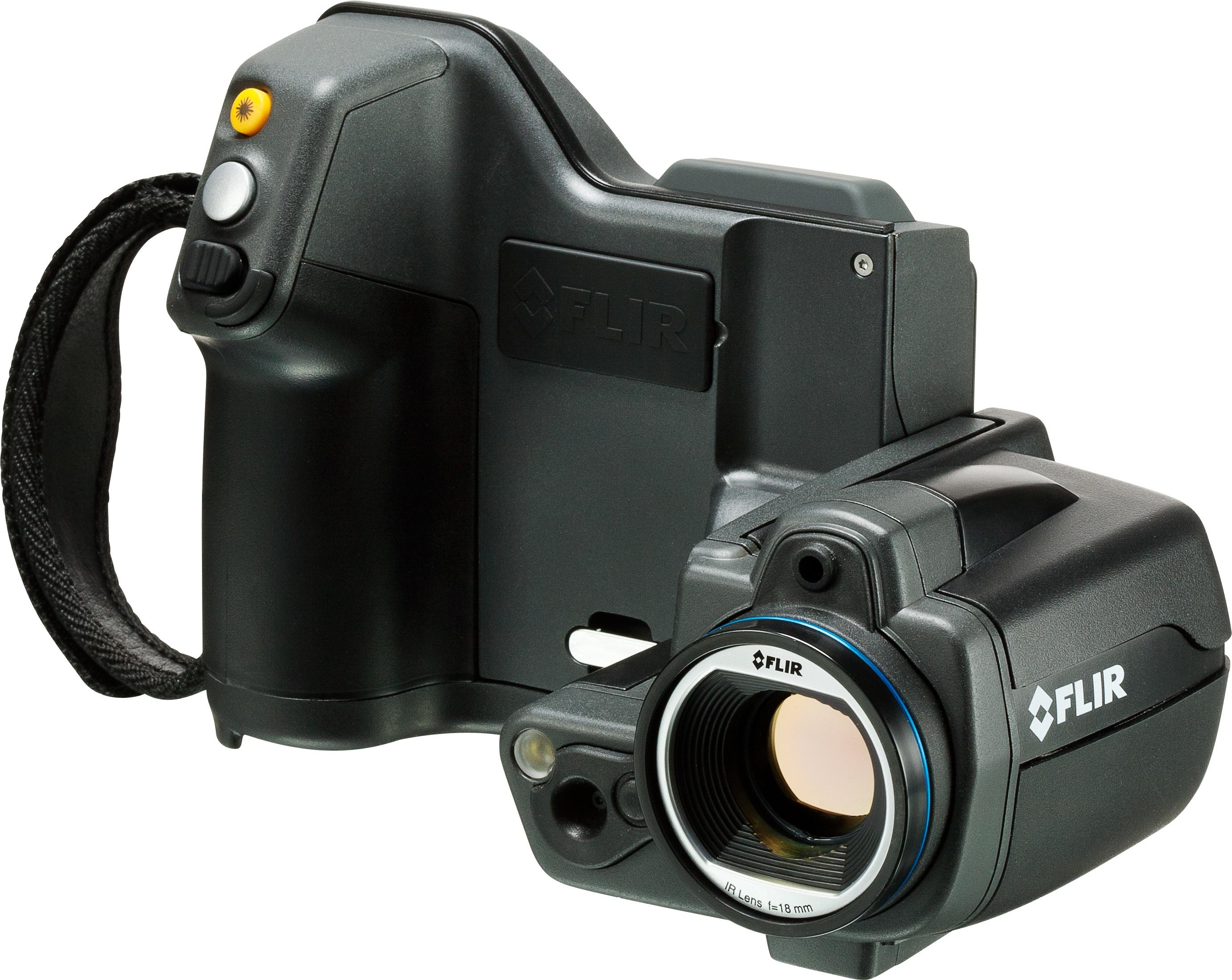 FLIR T430sc/T450sc infra hőkamerák