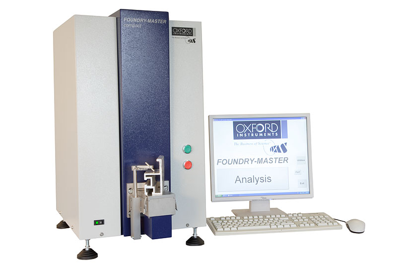 Kifutó modell: FOUNDRY-MASTER Compact spektrométer
