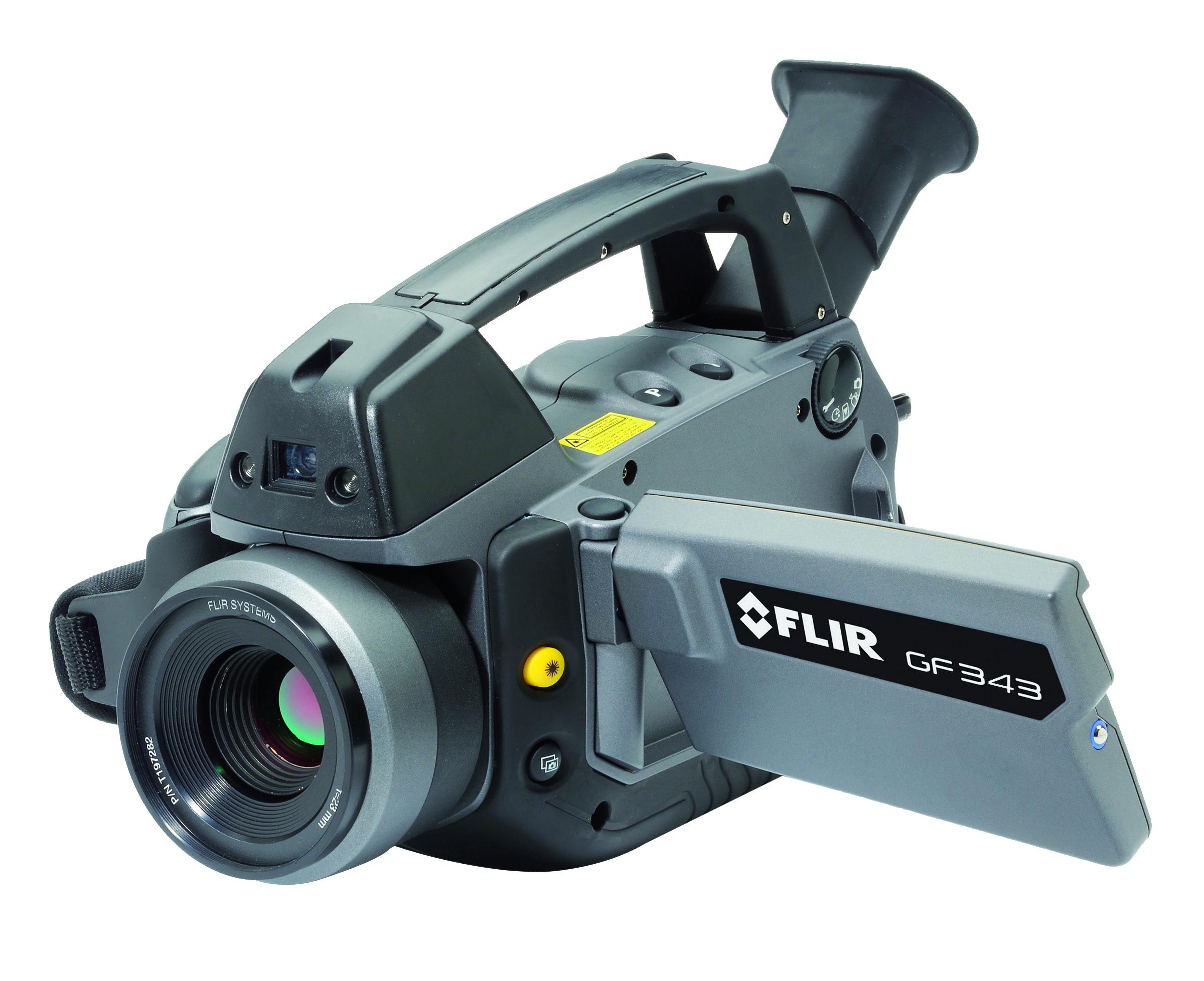 FLIR GF343 infrakamera