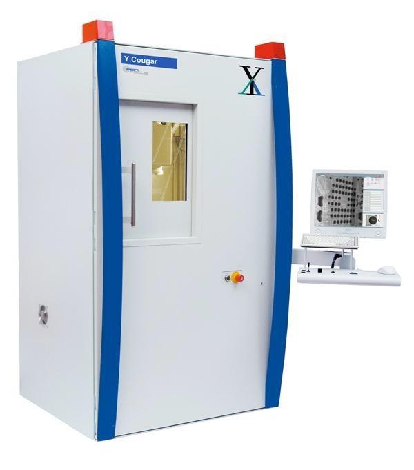 Új CT kabinok az elektronikai ipar részére