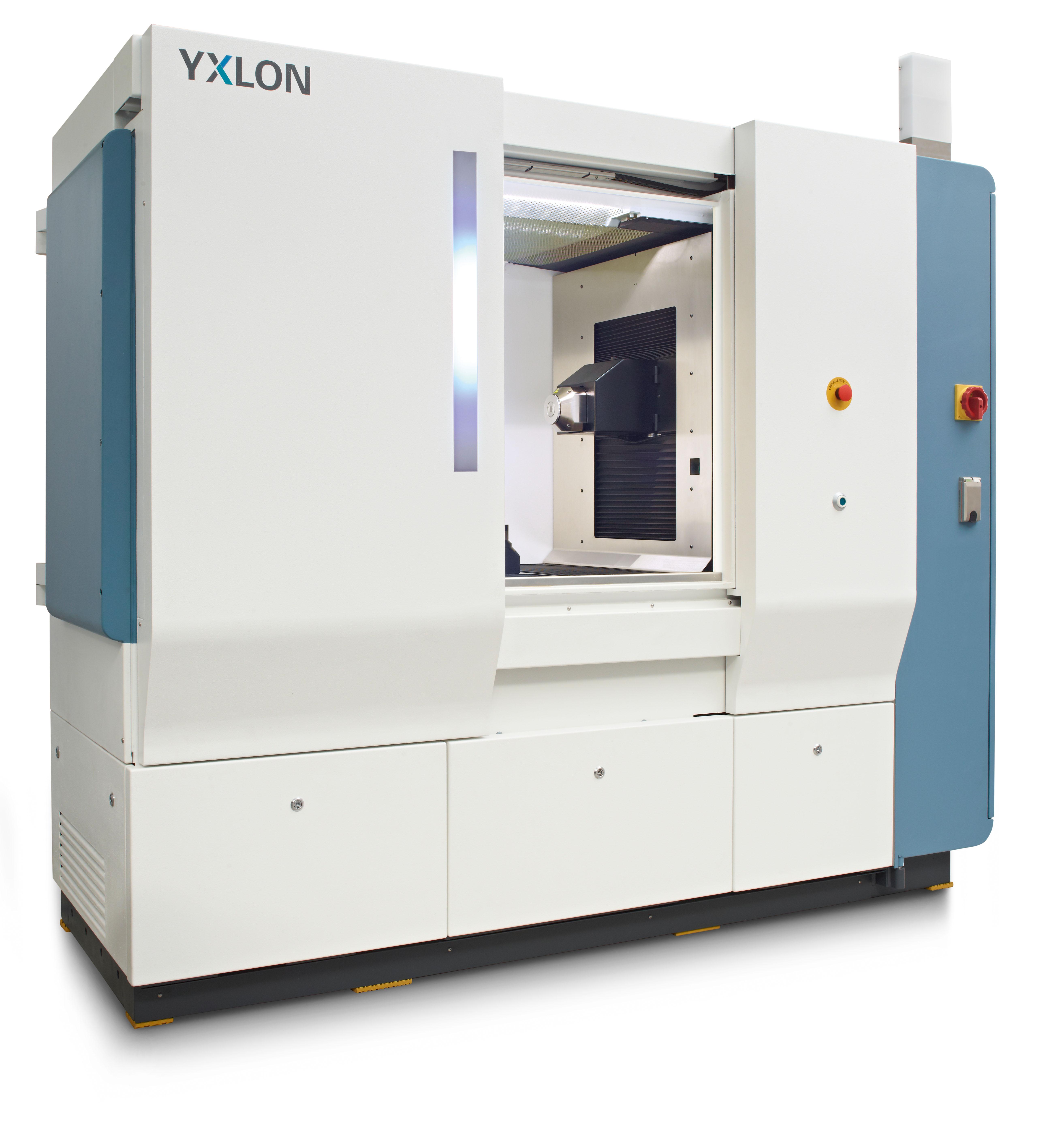 YXLON FF20 CT kabin
