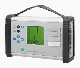 Defectometer 2.837 – Hordozható repedésvizsgáló készülék