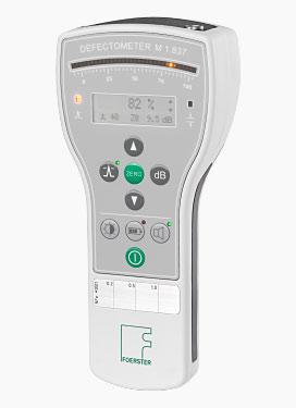 Defectometer M 1.837 – Hordozható repedésvizsgáló készülék