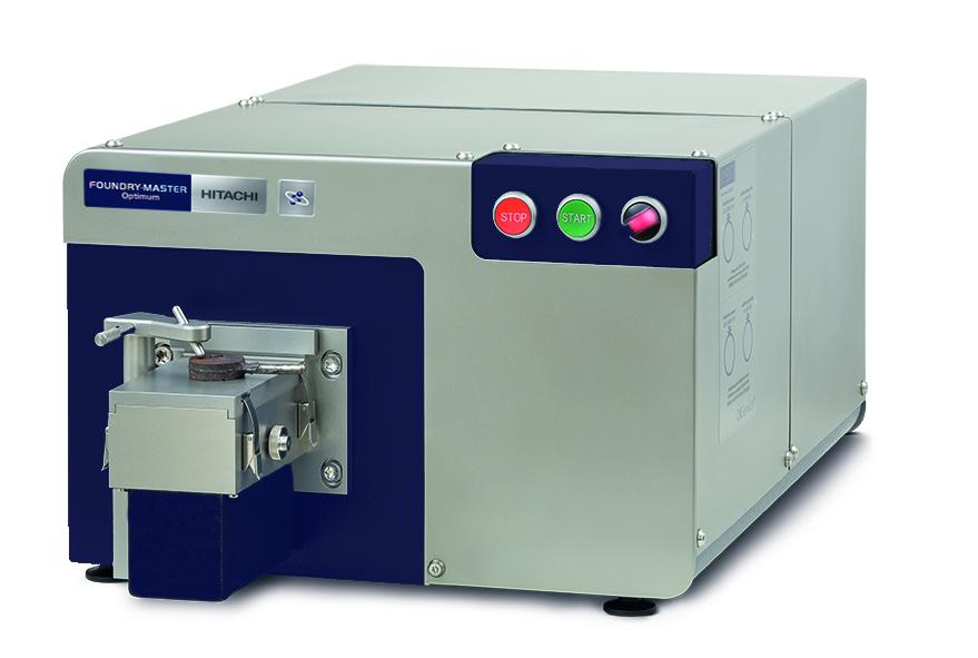 FOUNDRY-MASTER Smart / Optimum optikai emissziós spektrométer