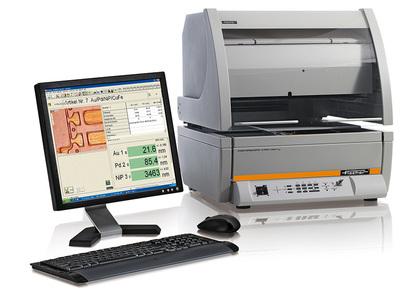 X-RAY XDV-µ és XDV-SDD rétegvastagságmérő és anyaganalizátor
