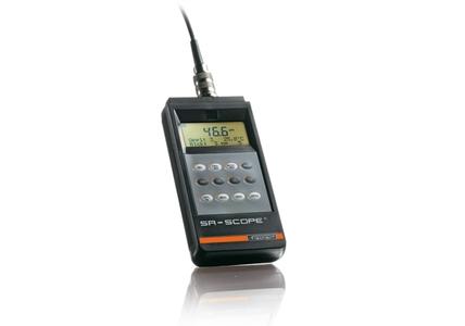 Fischer SR-SCOPE RMP30-S kézi rézréteg-mérő műszer