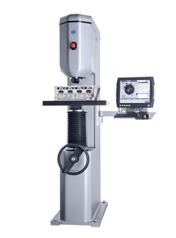 UH751/3001 univerzális keménységmérő gép
