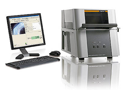 X-RAY XUL és XULM XRF rétegvastagságmérő és anyaganalizátor