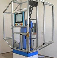 LabTest CHK 150-750J digitálisan vezérelt Charpy-féle ingás ütőgép
