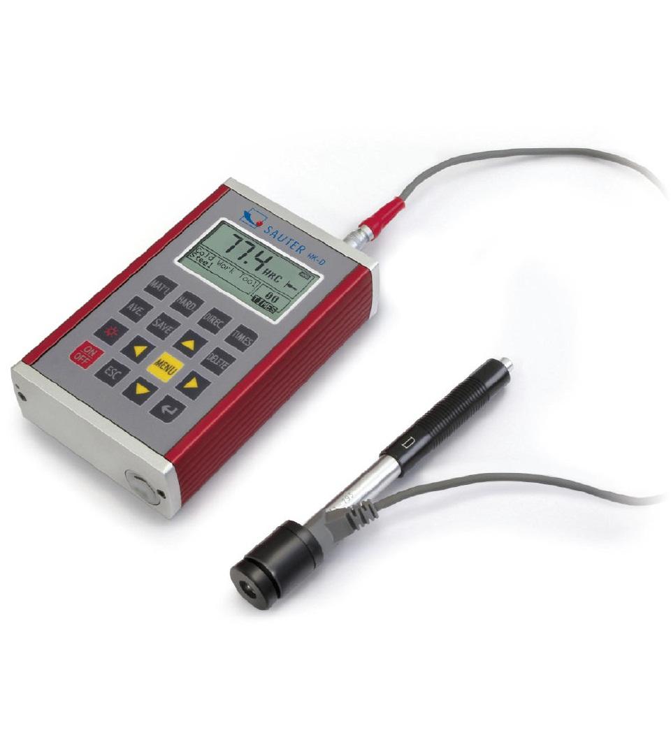 SAUTER HK-D dinamikus hordozható Leeb keménységmérő