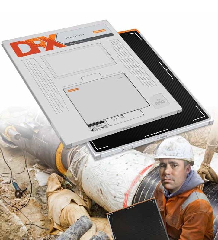 DRX-Plus hordozható, wireless flat panel detektor