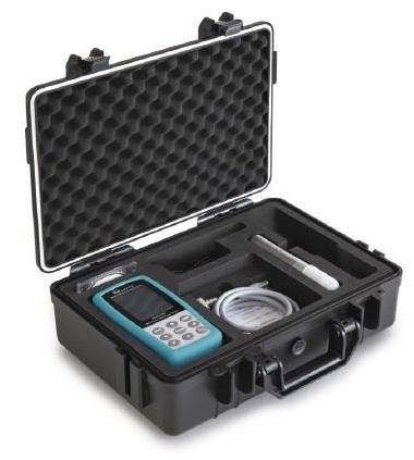 SAUTER HO hordozható ultrahangos keménységmérő