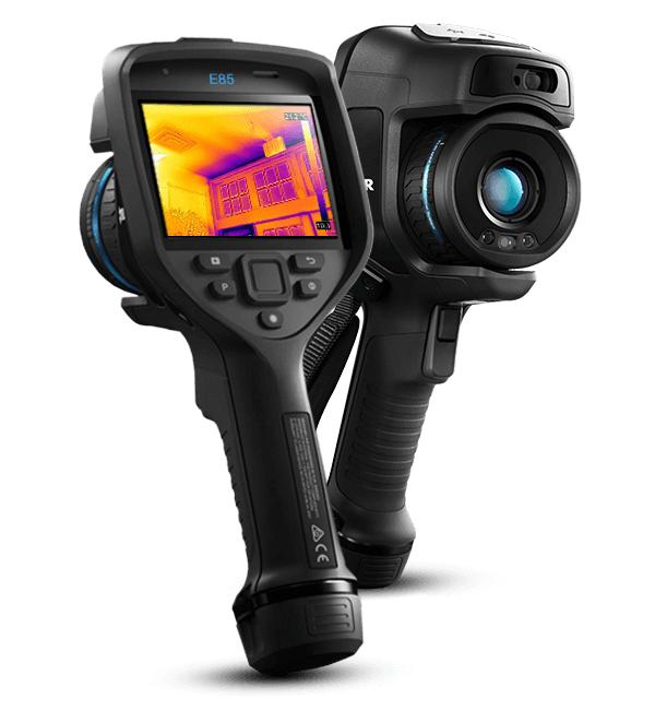 FLIR Exx (E75, E85, E95) infra hőkamerák