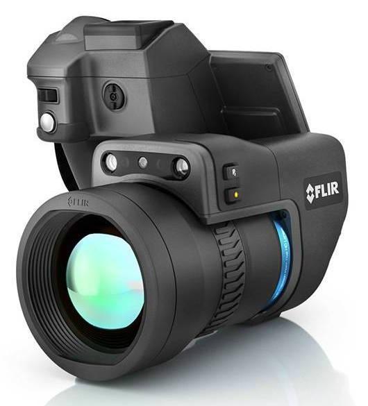 ÚJ FLIR T1030sc infra hőkamera