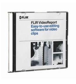 FLIR VideoReport hőkamera szoftver
