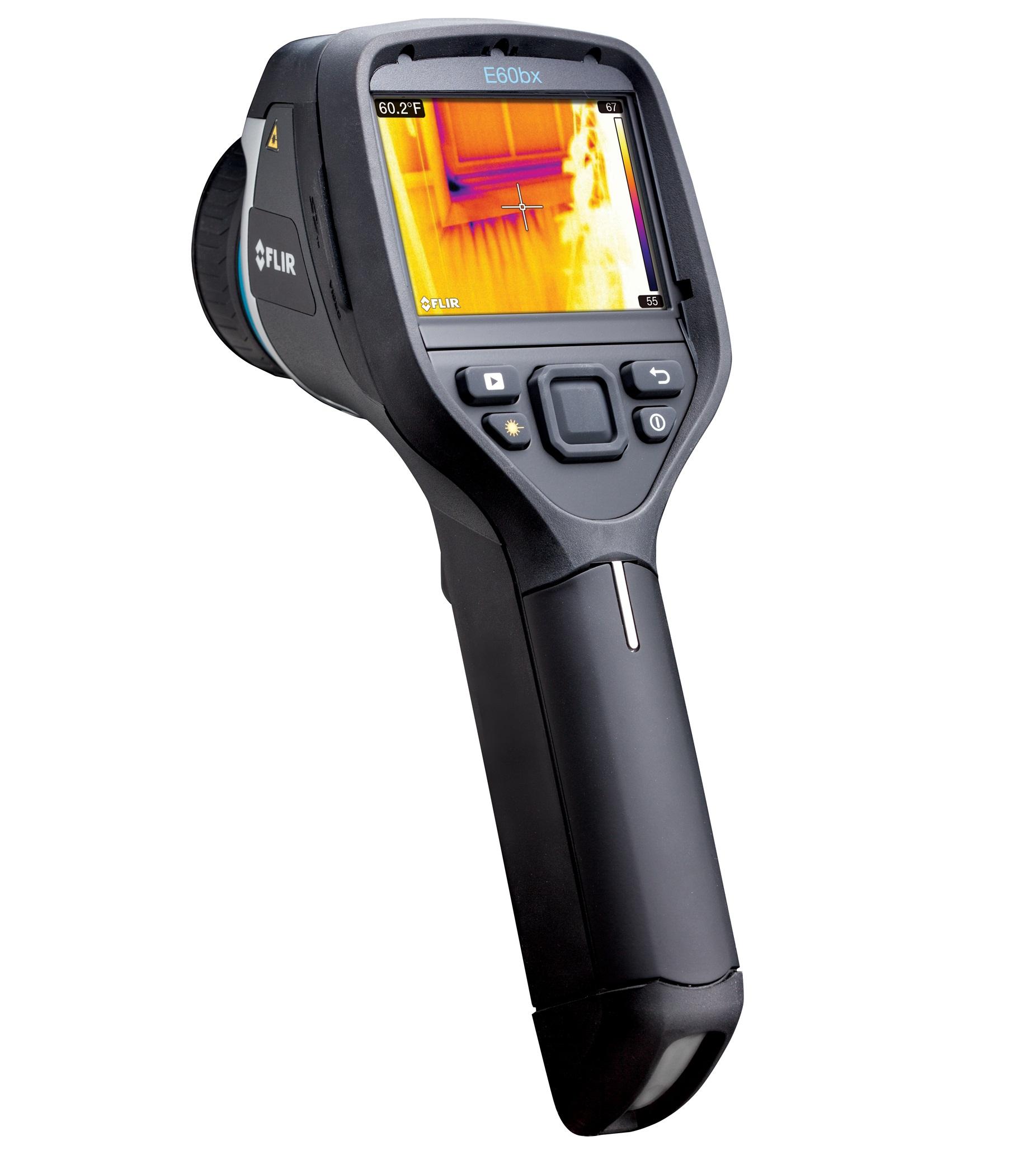FLIR Exx-bx (E50bx, E60bx) infra hőkamerák