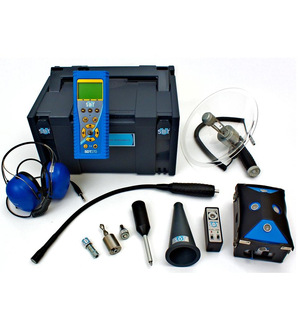 SDT 270 Ultrahangos hibakereső