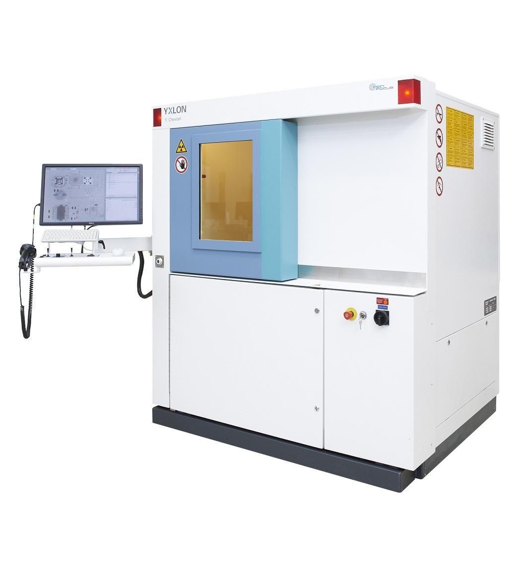 Yxlon Y.Cheetah röntgen átvilágító kabin CT opcióval