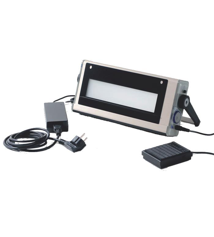 Kowolux M szériás LED filmkiértékelő lámpák