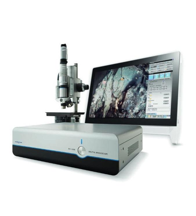 Hirox RH-2000 3D forgófejes digitális videomikroszkóp