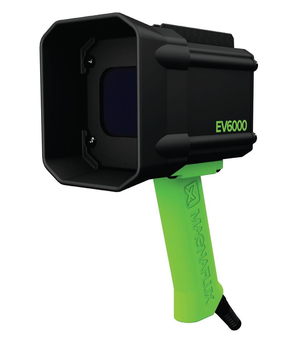 Magnaflux EV6000 kézi UV lámpa